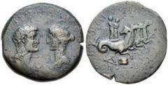 Antonius Fleet coinage