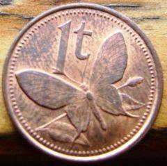1 Toea Papua Nuova Guinea