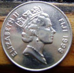 10 cents Fiji