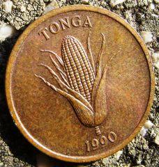 1 Seniti 1990 Tonga