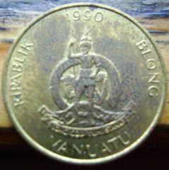 5 Vatu Vanuatu