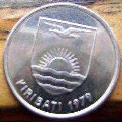 5 cents Kiribati
