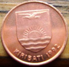 1 cent Kiribati
