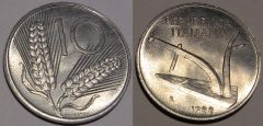 10 lire 1988