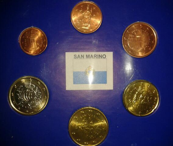 mie euromonete sotto 2Mil tiratura