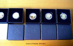 2 euro Cc Finlandia 2010 2012