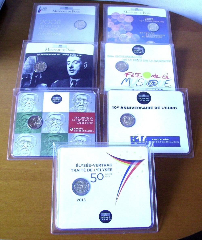 2 euro CC Blister - FRANCIA
