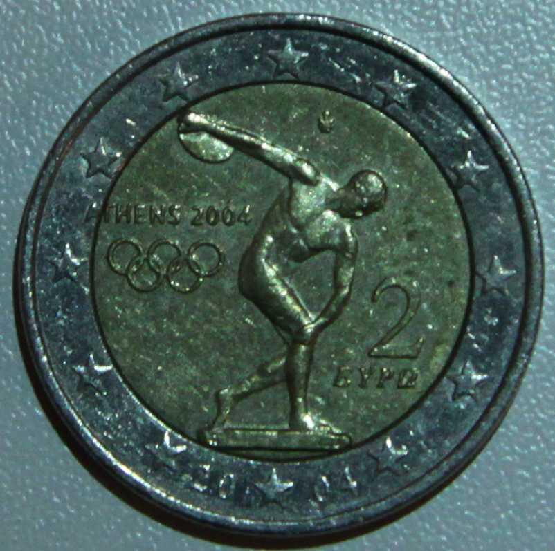 2 euro commemorativi vari
