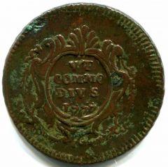 Ferdinando III° 2 Grana 1777