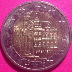 Municipio di Brema e Marktplaz a Brema