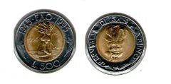 Repubblica di San Marino - 1995 'F.A.O. Lotta alla Fame'