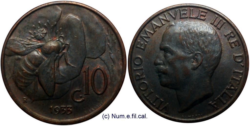 10 cent Ape 1933
