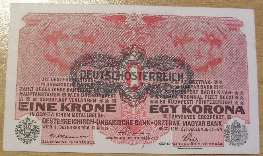 Banconote Austria-Ungheria