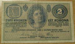 2 corone tipo 1914