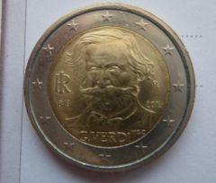 2 euro cc Italia 2013 Verdi