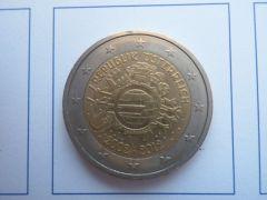 2 euro TYE Austria