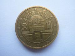 50 cent Austria 2005