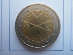 2 euro Malta 2010