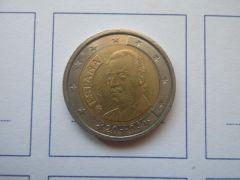 2 Euro Spagna 2004
