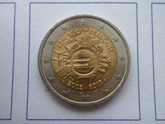 2 Euro TYE Francia