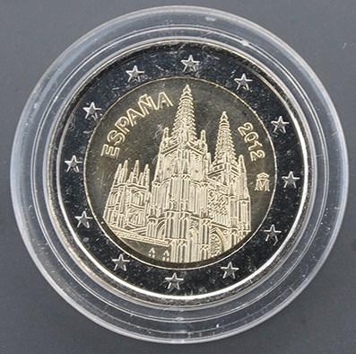 """SPAGNA 2012 -""""Cattedrale di Burgos"""" Tiratura 3.914.700.jpg"""