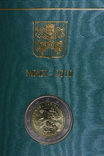 VATICANO 2010 - Anno sacerdotale Tiratura 100.000.JPG