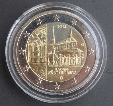 "GERMANIA 2013  Baden Württemberg ""Monastero Di Maulbronn"""
