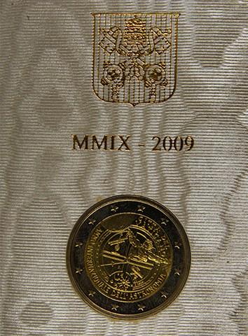 VATICANO 2009 - Anno internazionale astronomia Tiratura 91.084.JPG
