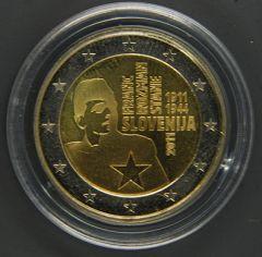 SLOVENIA 2011 -100° anniv. Nascita Franc Rozman Tiratura    971.000.jpg