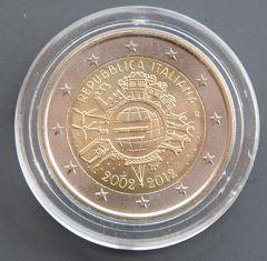 2012   10 anni Di banconote E monete In euro