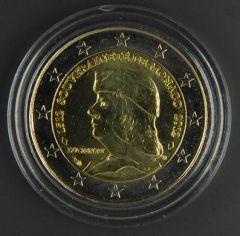MONACO 2012 -500° anniv. della sovranità  di Monaco Tiratura 110.000.jpg