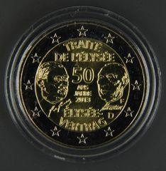 GERMANIA 2013  50° anniv. Trattato dell'Eliseo