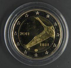 FINLANDIA 2011  200° anniv. Banca Di Finlandia Tiratura 1.560.000