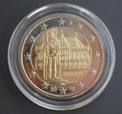 """GERMANIA 2010  Bremen """"Municipio Di Brema E Orlando"""""""