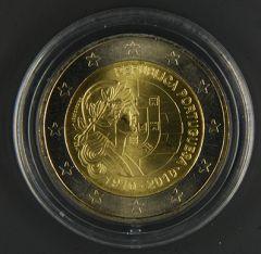 PORTOGALLO 2010 -100° anniv. Repubblica portoghese Tiratura 1.000.000.jpg
