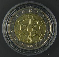 """BELGIO 2006 """"Atomium"""" Tiratura  5.000.000"""