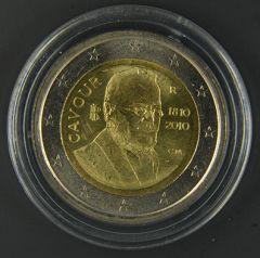 ITALIA 2010 -200° anniv. nascita Cavour Tiratura 3.941.000.jpg