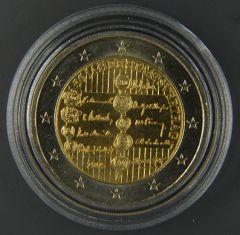 AUSTRIA 2005  50° anniv. Stato austriaco Tiratura 6.880.000