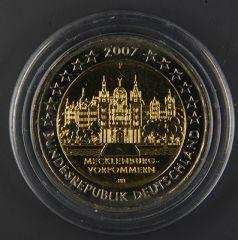 """GERMANIA 2007  Mecklenburg Vorpommern """"Schweriner Schloss"""""""