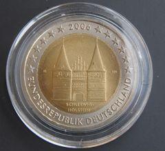 """GERMANIA 2006  Schleswig Holstein """"Holstentor Lübeck"""""""