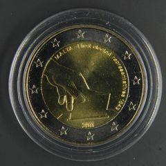 MALTA 2011 -Primi rappresentanti eletti nel 1849 Tiratura 375.000.jpg