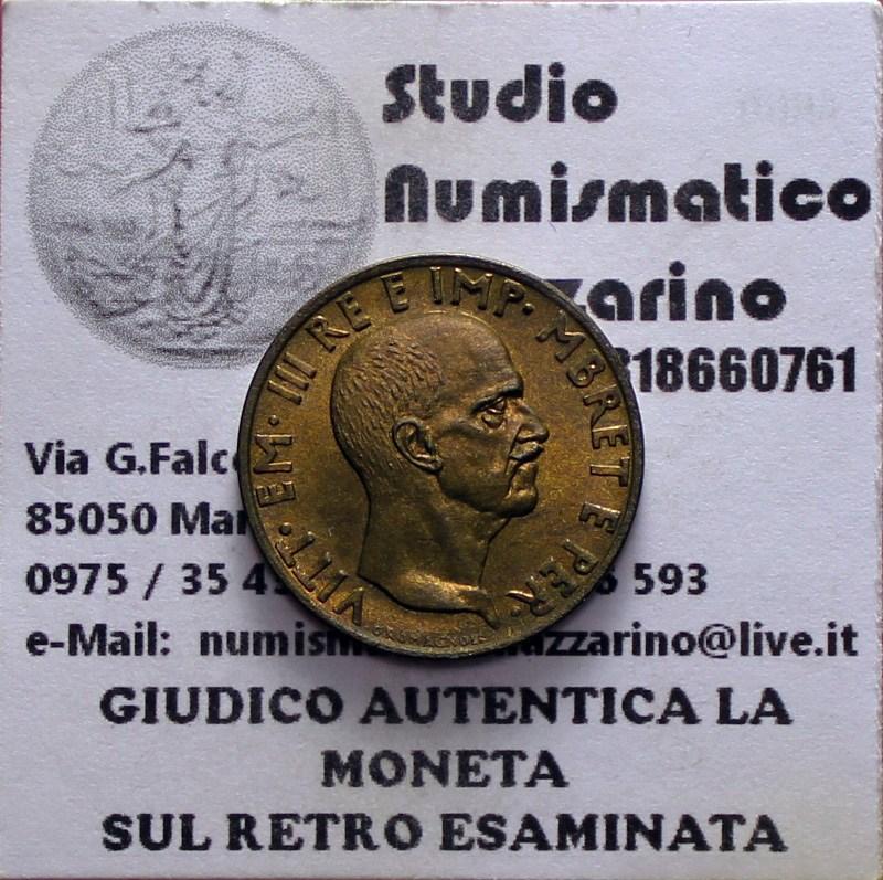 0.05 Lek 1940 2