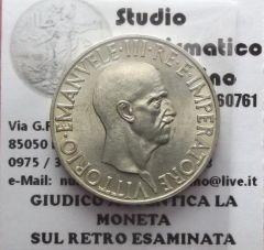 10  lire impero 1936 2