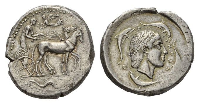 Highlights from Naville Numismatics Auctions