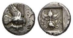NN 2 Lot 56 - Elis, Olympia Stater circa 440-430.