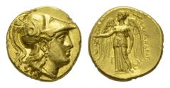 NN 2 Lot 38 - Alexander III, 336-323 and posthumous issues Stater, Babylon 311-305.