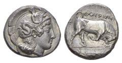 NN 7 Lot 10 - Lucania, Thurium Dinomos circa 410-400