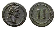 NN5 Lot 118 - Tesserae, time of Tiberius Tessera circa early first century BC