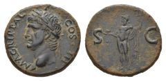 NN 7 Lot 138 - In the name of Agrippa As circa after 37