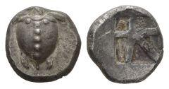 NN 2 Lot 54 - Aegina Stater circa 479-456.